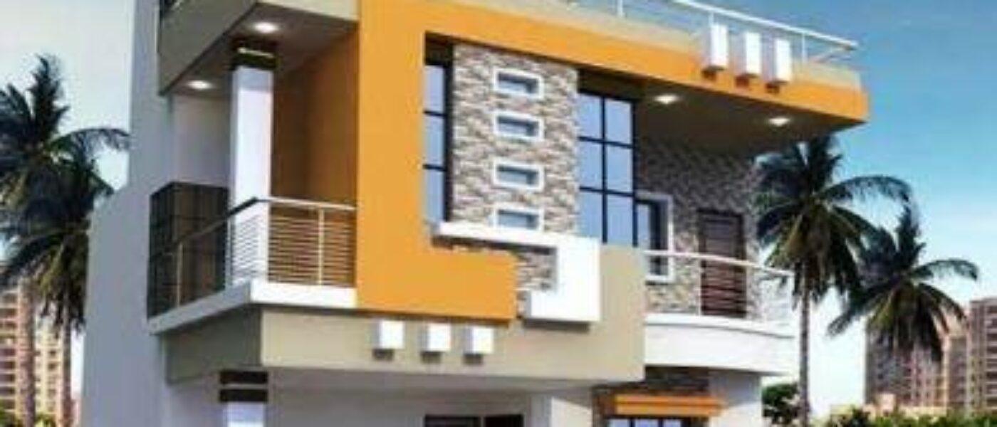 House front elevation design