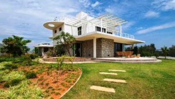 house landscaping designs house plans